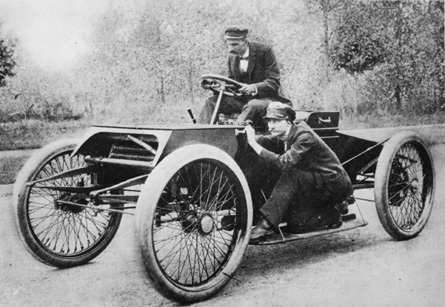 Later life advancements for Henry ford motor company